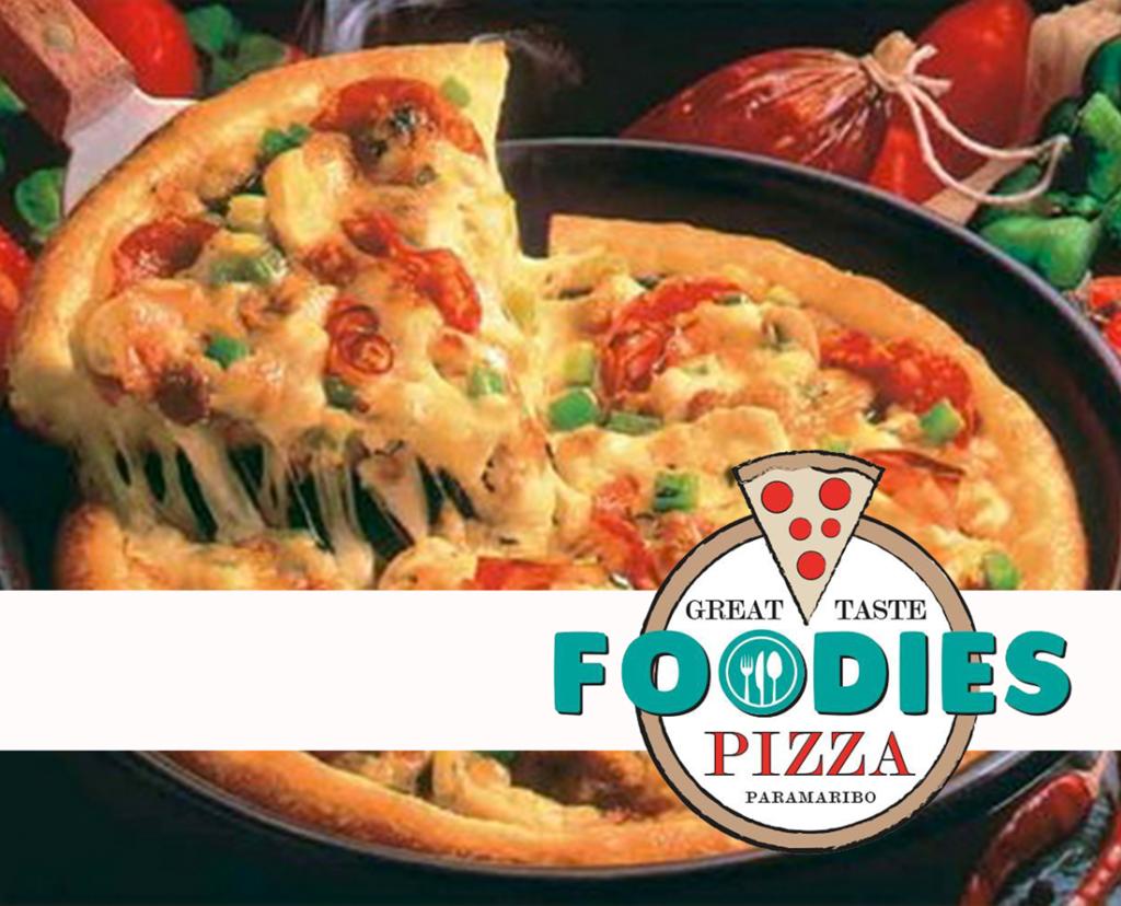 Foodies Pizza Restaurant Suriname