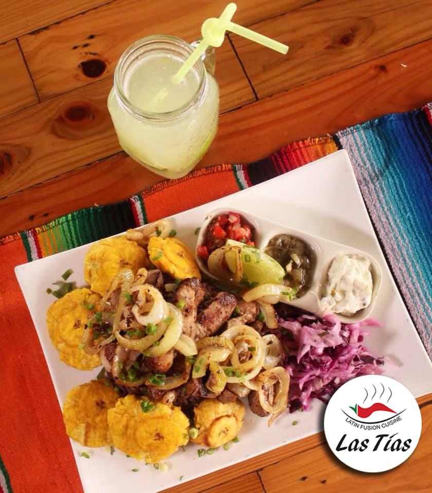 Las_Tias Menu Restaurant in Suriname