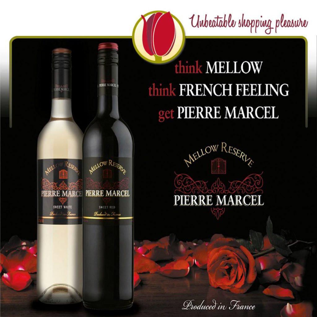 Tulip Valentijns actie Pierre Marcel