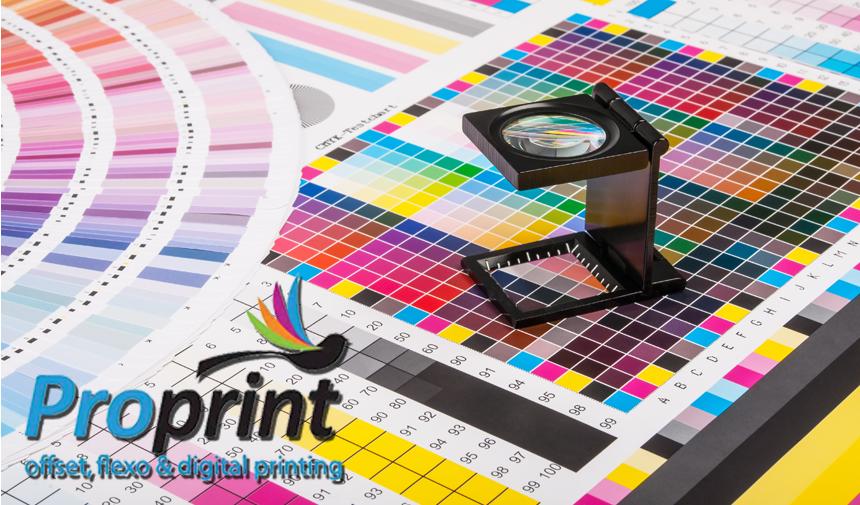 ProPrint Drukkerij - Marketing  Kleuren