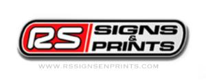 RS sign's en prints LOGO