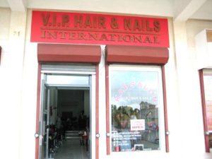 VIP Hair & Nails Salon Suriname