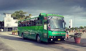 Partybus Huren Suriname