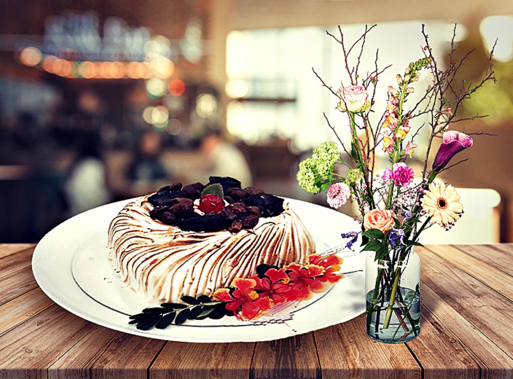 Ijs taart bestellen moederdag in Suriname