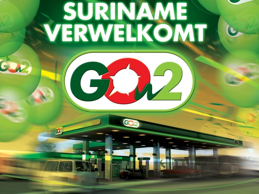 GOw2 Gas Station Suriname